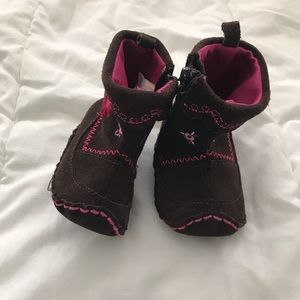 5/$25 JOE FRESH Baby Zip Up Boots